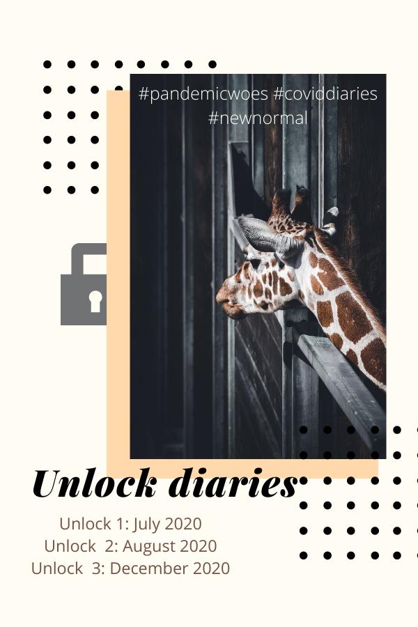 The Unlock Diaries