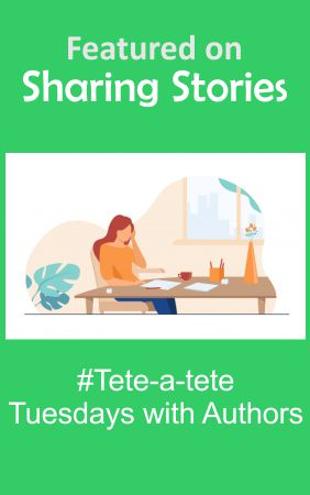 Featured on Sharing Stories