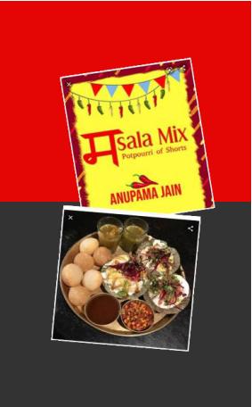 Masala Mix: Anupama Jain